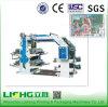 Ytb-4600 4colours 600mm Width Non-Woven Bag Flexo Printing Equipment
