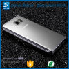 Metal Plating Side Transparent TPU Case for Samsung Note 5