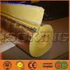 Fiberglass Wool Pipe with Aluminium Foil