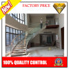 Morden Interior Steel Glass Stair (JBD-S1)