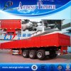 Factory Manufacturer 3-Axles Side Wall Semi Trailer