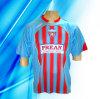 100% Polyester Man's Short Sleeve Soccer Jersey