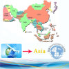 Internation Air Shipping Forwarder to Tajikistan, Thailand, Turkey, Turkmenistan, UAE