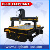 Ele 1324 Stone Carving Machine, Wood Working 4 Axis CNC Router with Big Rotary