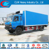 Best Selling Freezer Van Truck 4X2 Small Refrigerated Trucks 20ft Refrigerator Container