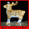 High Quality Acrylic Christmas Decoration LED Reindeer Light (OB-CL-0420331)