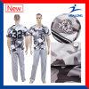 Healong Wholesale Full Sublimation Mens Baseball Jersey Suit