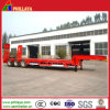 3axles 60-90ton Lowbed Semi Trailer for Sale