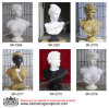 Marble Bust, Stone Bust, Stone Sculpture