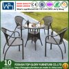 Cheap Garden Wicker Sofa Cube Dining Set Outdoor Rattan Patio Furniture (TG-1662)