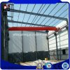 Prefab New Design Light Steel Structure Frame with Crane