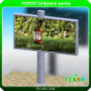 Outdoor Furniture Backlit Scrolling Billboard Advertising
