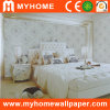 Bedroom Decorative Wall Paper with Flowers
