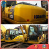 Backhoe Used 2006~2010 1.0cbm/22ton Japan Hydraulic Crawler Komatsu PC220-7 Excavator