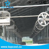 Superb Motor 50 Inch Recirculation Panel Fan for Dairy Farm