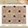 Black/White Organza Embroidery Lace Fabrics (BLF323)
