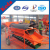 High Efficiently Small Mobile Gold Washing Plant