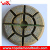 Hybrid Bond Diamond Polishing Pads for Concrete Polishing