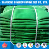 Green HDPE Safety Construction Shade Safety Net Used for Building