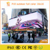10mm Pixels and Full Color Tube Chip Color LED Display