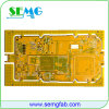 Eight Resin Tiles Printed Circuit Board