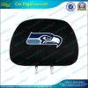 Sport Club Flag Car Seat Head Rest Cover (M-NF25F14003)