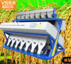 High Yield CCD Color Sorter with National Patented Technology