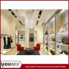 Modern Briefcase and Handbag Display Showcases for Shop Interior Design