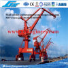 Four Link Mechanism Shipyard Portal Crane