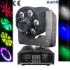6*8W LED Moving Head Spot & Wash Effect Light