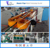 Plastic Corrugated Pipe Machine, PE / PVC / PP / PA Corrugated Pipe Line