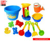 Plastic Beach Toy Mould Sand Toy Mould for Kids
