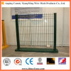 Plastic Coated Welded Steel Safety Wire Mesh Fence