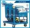 80L/Min Waste High Viscosity Oil Filter Machine
