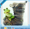 Polyresin Resin Garden Frog Boot Flowerpot