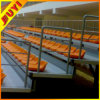Indoor Grandstand Metal Structural Indoor Grandstand Durable Seating Indoor Metal Grandstand