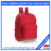 Promotional 600d Polyester Backpacks -Red
