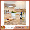 Natural Polished Quartz/Marble/Granite Yellow Stone Countertop for Kitchen/Bathroom Top