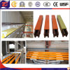 Safe Aluminum and Copper Power Rail Single Pole Conductor Bars