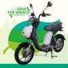 Disc Brake Electric Bike 500W/800W with Pedal Moped