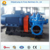 Horizontal Centrifugal Twin Impeller Energy Saving High Flow Rate Water Pump