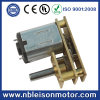U Type Low Rpm Mini Electric Gearbox Motor for Door Lock