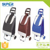 2015 Foldable Shopping Trolley Bag with 600d Polyester (SP-541)