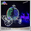 Flashing Holiday Decoration Large Outdoor Christmas Reindeer Light