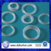 Transparent Silicone O-Ring. Injection Molding Parts