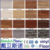 Non Slip Wood Look Luxury Click PVC Vinyl Flooring