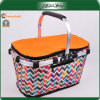 Aluminum Pipe Handle Zipper Quality Insulated Cool Bags