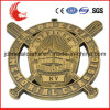 Die-Casting Military Design High Quality Sheriff Pin Badge Offer Free Design