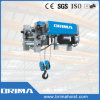Brima High Quality 20t Low Headroom Double Girder Electric Wire Rope Hoist