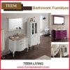 Single Simple European Style Furniture Mirror Cabinet